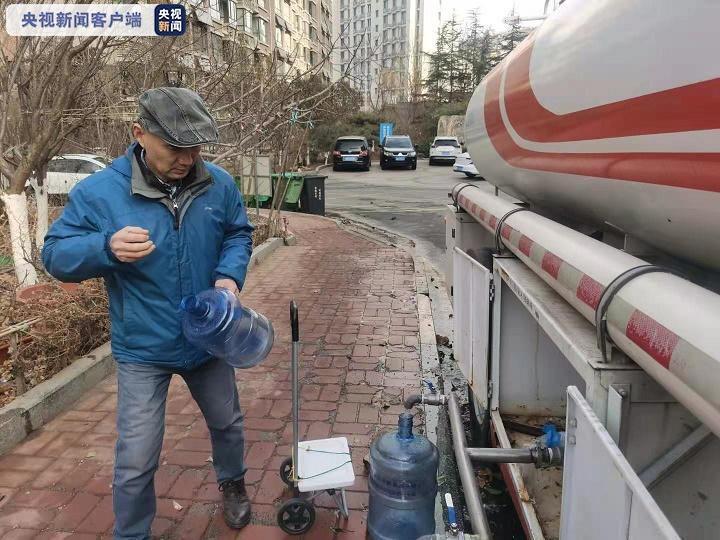 山东济南通报两小区部分居民腹泻事件:因水质污染西宁污水处理设备