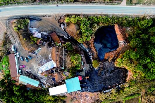 """茶陵矿污:过了环评关,过不了""""群众关""""西宁污水处理公司"""