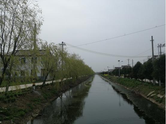 江苏省滨海县八巨镇打造生态河道呵护碧水清流西宁污水处理设备
